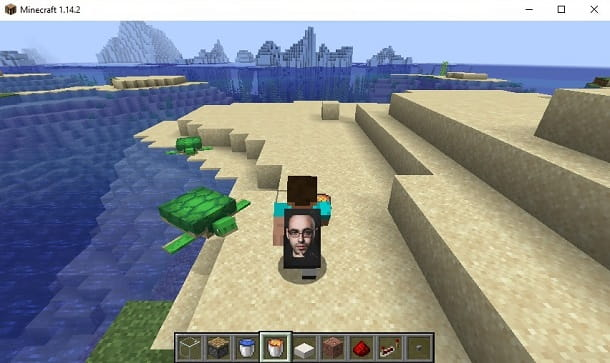 Minecraft Mantello Aranzulla