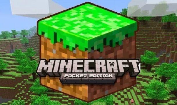 Minecraft Pocket Edition Logo