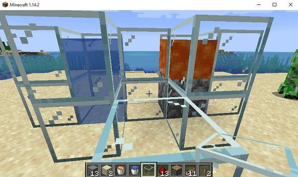 Minecraft Ultima Versione Cobblestone Generator