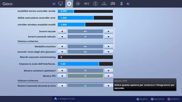 Mostra FPS Fortnite PS4