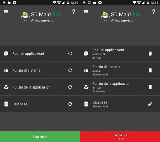 Come pulire Android da file inutili