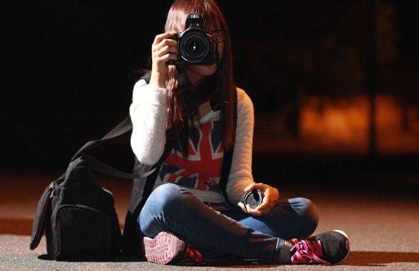 Flash di sera