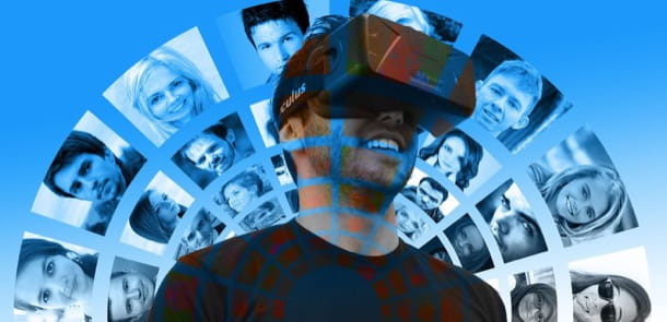 Utilizzo della realtà virtuale