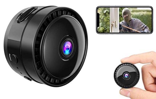 Mini Camera spia Mansso YM01