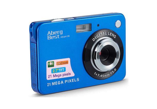 Fotocamera compatta AbergBest