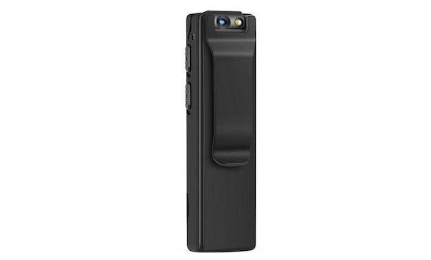 Mini videoregistratore portatile con telecamera nascosta Dexilio