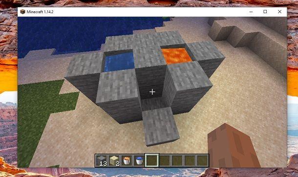 cobblestone generator completo