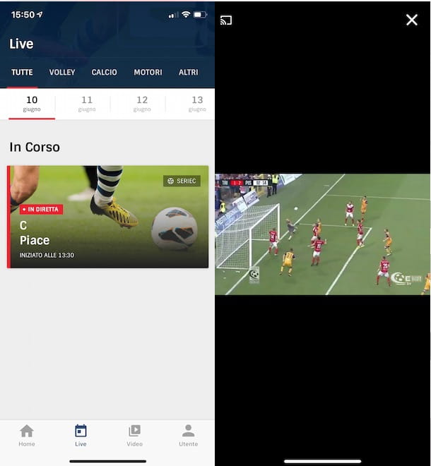 App Eleven Sports