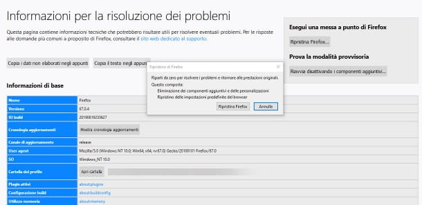 Come disinstallare Ask da Firefox