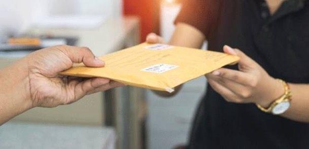 Inviare telegramma