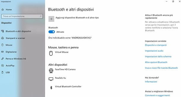 Installazione Logitech MX Master 2S su Windows