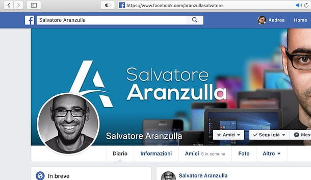 Come suggerire amici su Facebook