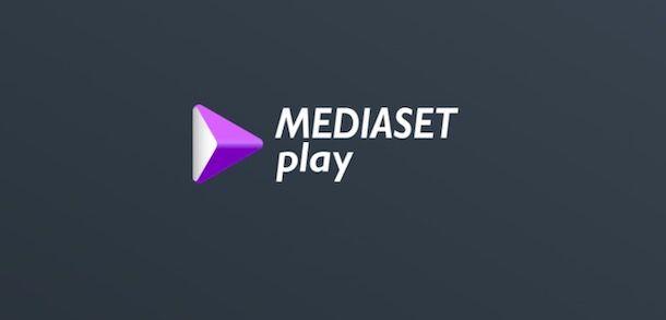 Mediaset Play logo