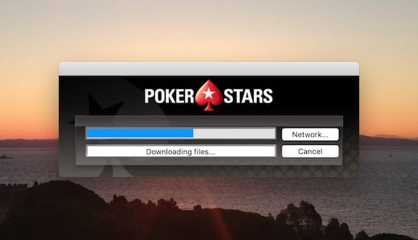 PokerStars su mac