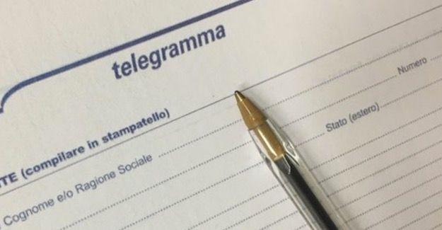 Auguri Matrimonio Telegramma : Come fare un telegramma dal cellulare salvatore aranzulla