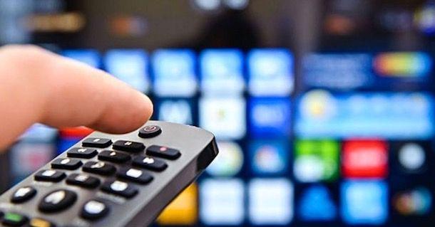 TV telecomando