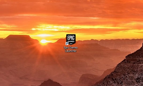 Come disinstallare Epic Games Launcher