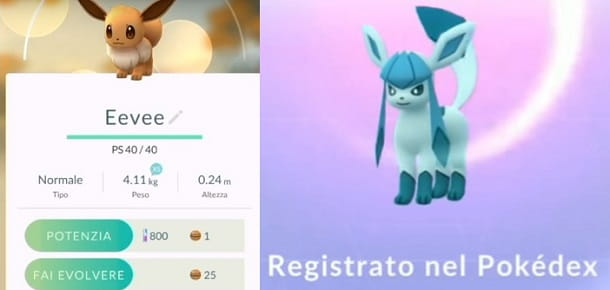 Come ottenere Glaceon Pokémon GO