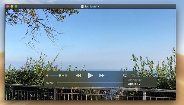 AirPlay QuickTime