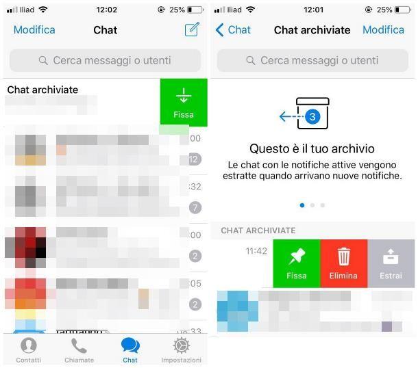 Come recuperare chat Telegram iPhone
