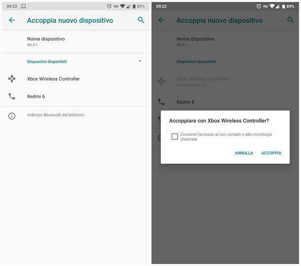 Come collegare il joystick al telefono Android