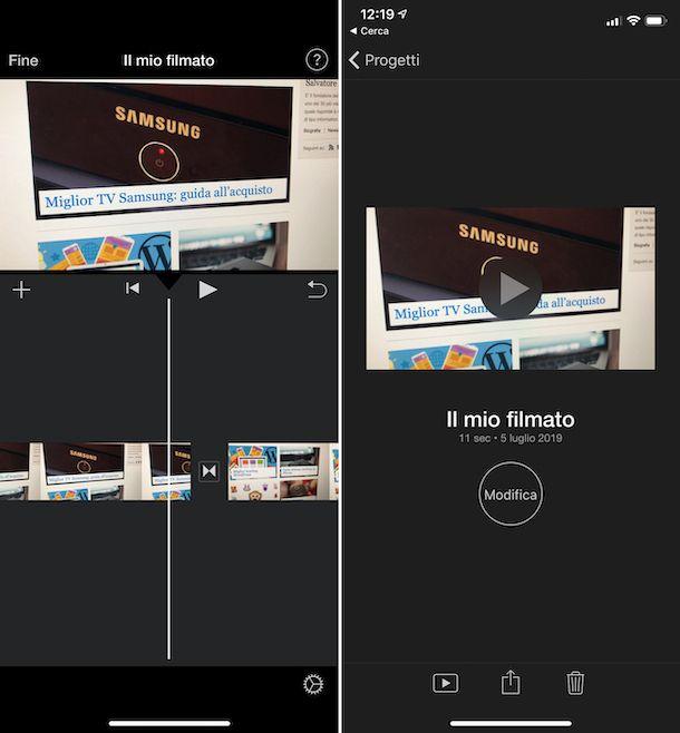 Come Unire Due Foto.Come Unire Due Video Iphone Salvatore Aranzulla