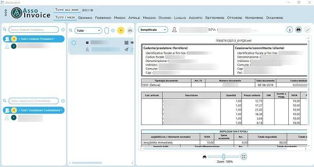 Come aprire file XML fattura elettronica Windows