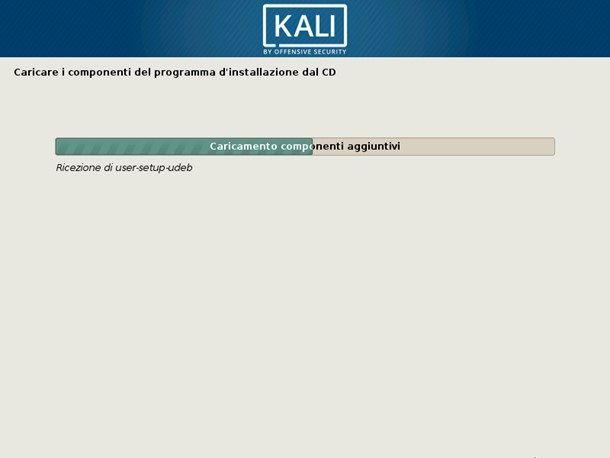 Come installare Kali Linux