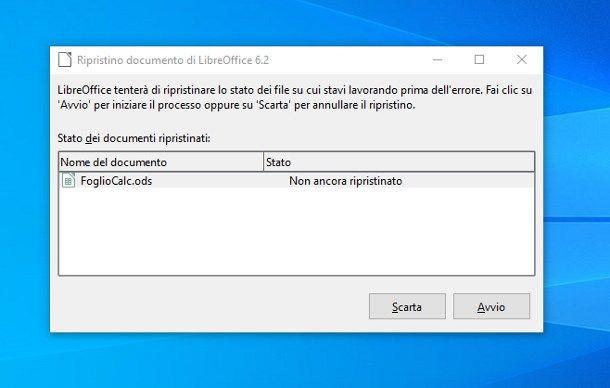 Come recuperare un file Excel non salvato