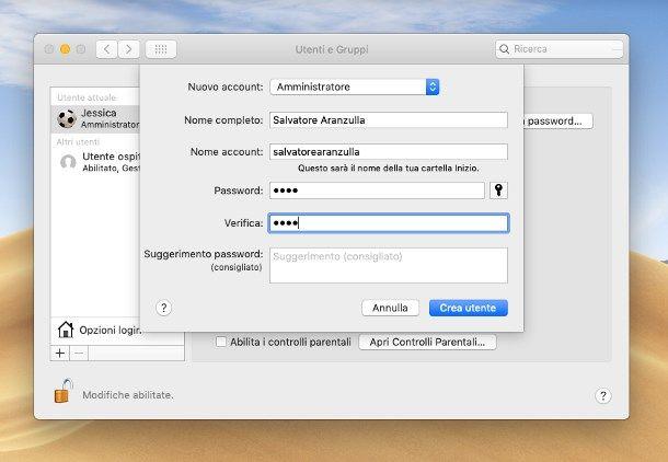 Cómo cambiar de administrador de Mac