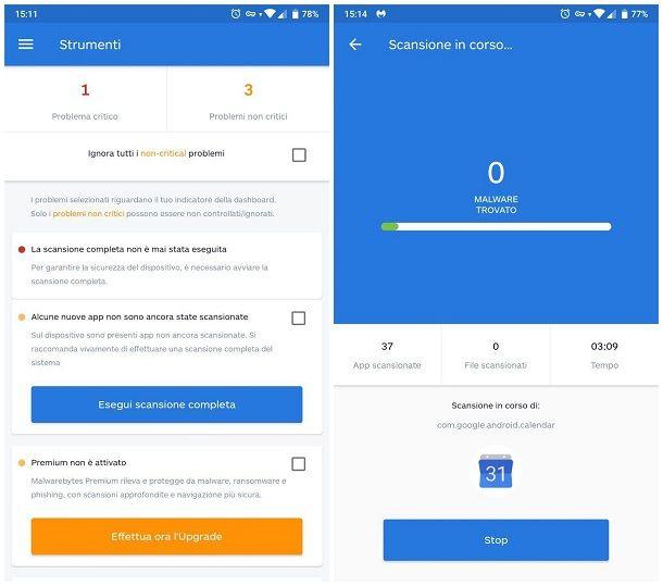 Come bloccare siti che si aprono da soli su Android