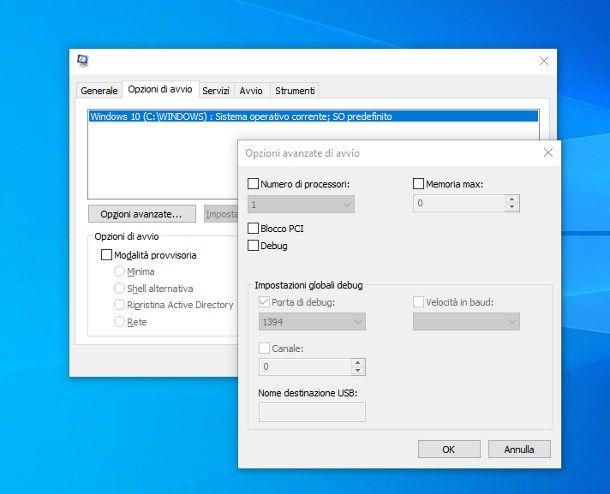 Come usare tutta la RAM Windows 10 64 bit