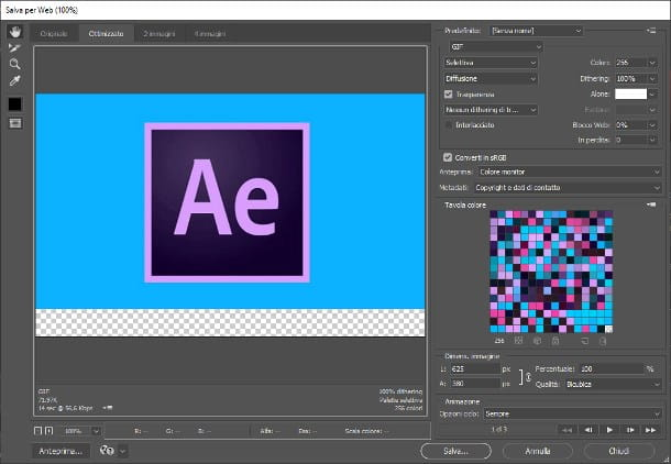 Come creare una GIF con Photoshop