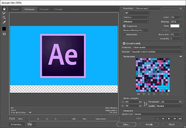 Come creare una GIF con Photoshop