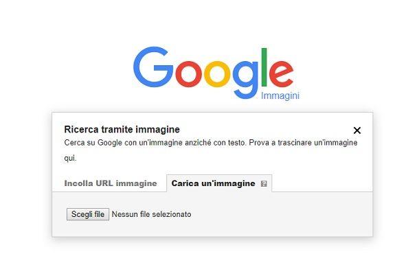 Google Immagini computer Carica