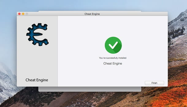 Installazione Cheat Engine macOS