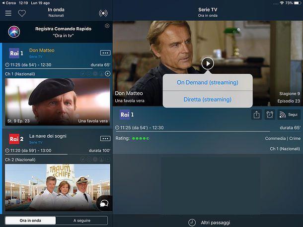 Altre soluzioni per vedere la diretta TV in streaming