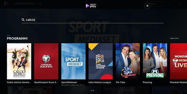 Mediaset Play
