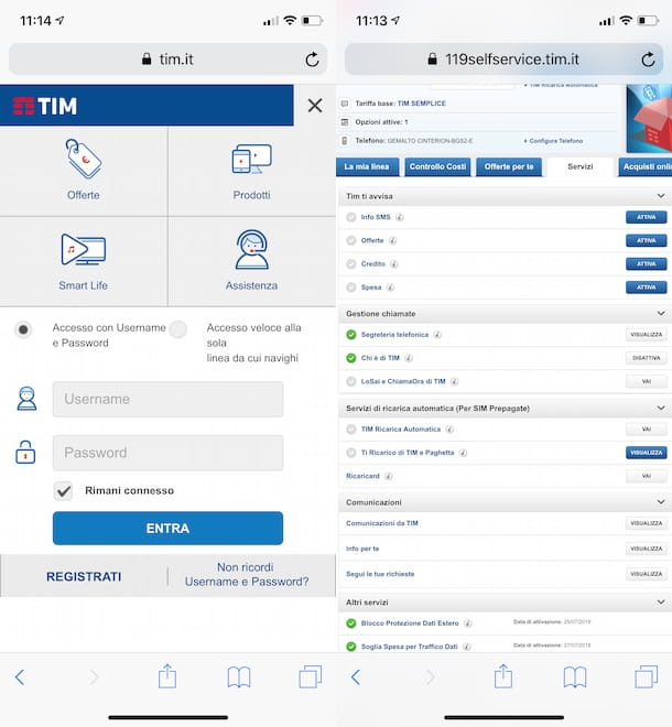 Attivare LoSai di TIM da smartphone e tablet