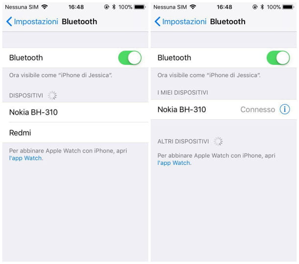 Come funzionano le cuffie Bluetooth iPhone