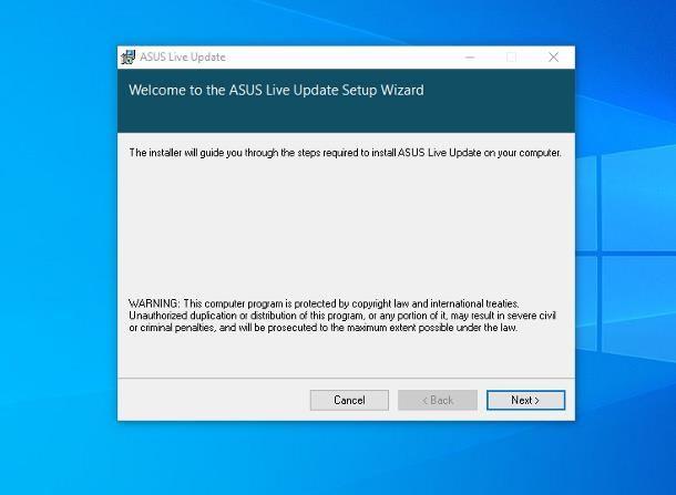 Come sbloccare la tastiera del PC ASUS