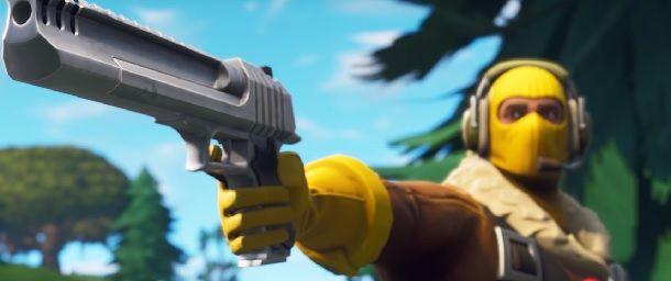 Aggiornare Fortnite PS4