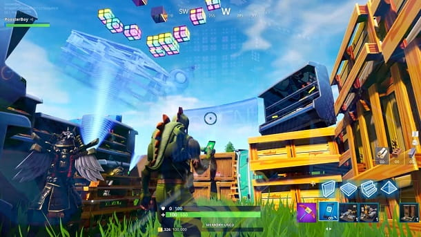 Reinstalla Fortnite PS4