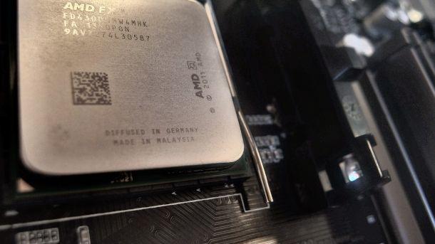 Foto di Processore AMD
