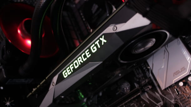 Foto di GeForce GTX