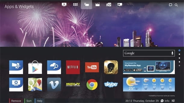 Come togliere i sottotitoli dalla TV Philips - Android TV
