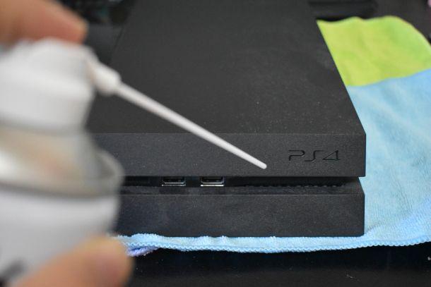 Pulire la PS4