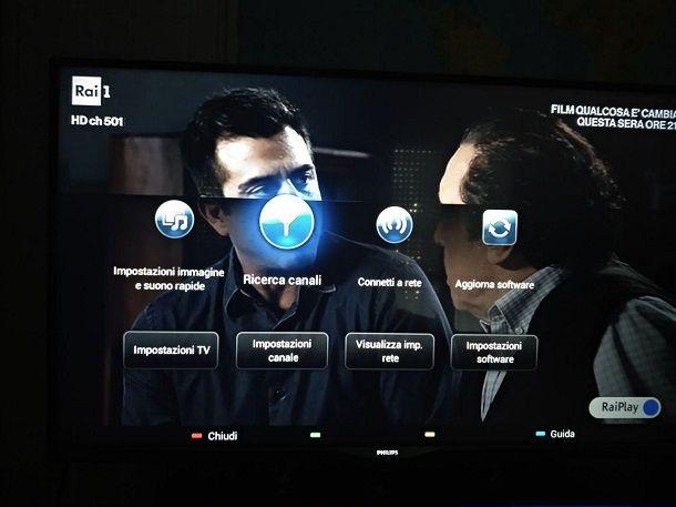 Come ordinare i canali su TV Philips attivando la funzione LCN