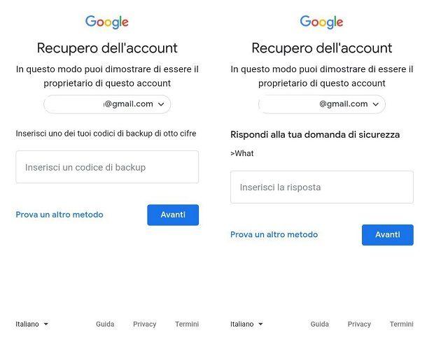 Come sbloccare un telefono Android protetto da password