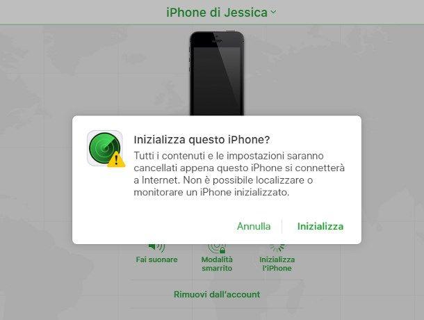 Come sbloccare iPhone disabilitato senza iTunes tramite iCloud